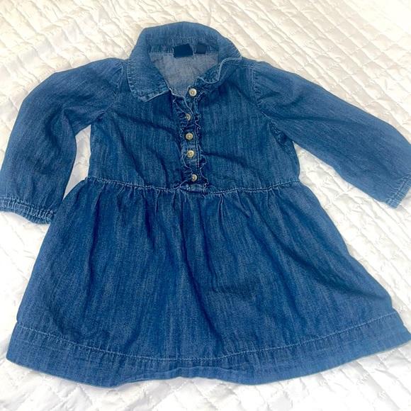 BabyGap Jean Dress